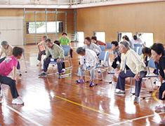 シニア運動教室